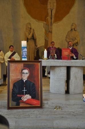 "Gedenktag ""Oscar Romero"" am 4. Fastensonntag, 30. März 2014"