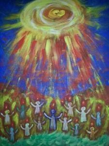 Firmung in Maria, Königin des Friedens
