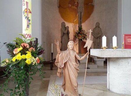 Erstkommunionfeiern in St. Jakobus