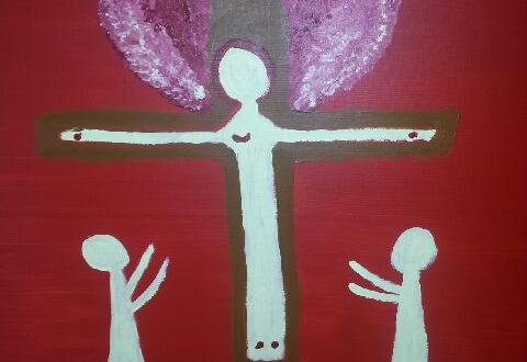 Ökumenischer Kreuzweg der Jugend