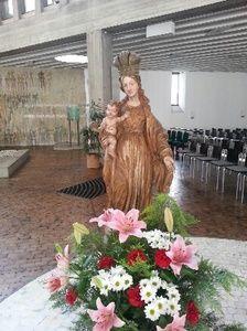 Patrozinium von Maria, Königin des Friedens