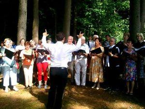 Die Chorgemeinschaft Gersthofen
