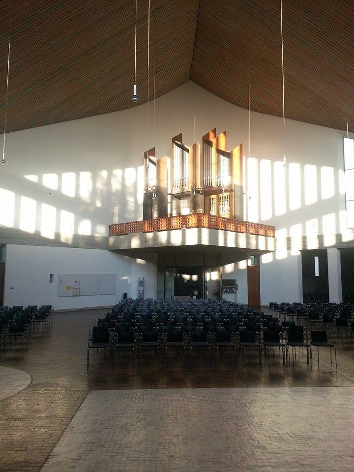 Kirchweihfest und Pfarrschoppen in Maria, Königin des Friedens