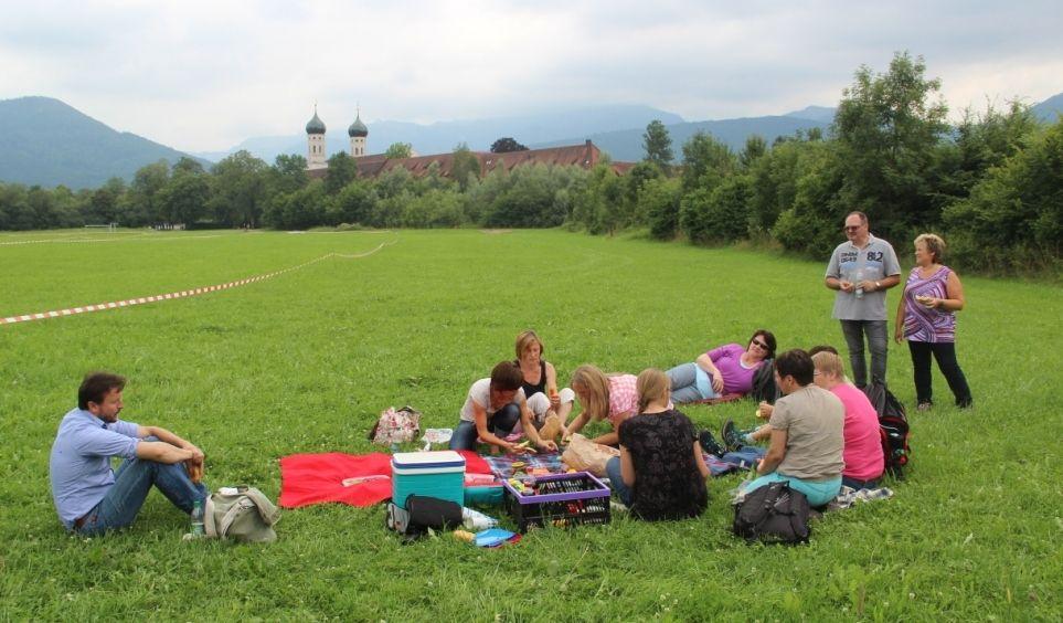 Ausflug des Kinderpastoral-Teams nach Benediktbeuern