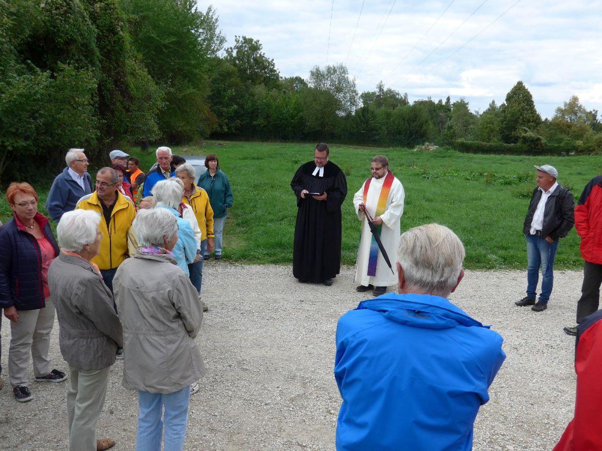 Ökumenischer Berggottesdienst mit den Schwäbischen Musikanten