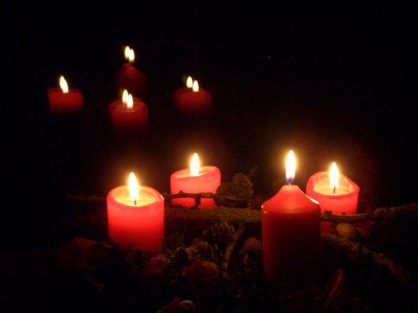 Rorate für Familien in St. Jakobus