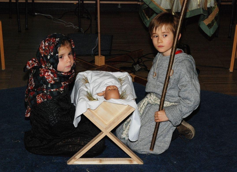 Rückblick auf unsere drei Kindermetten an Heiligabend