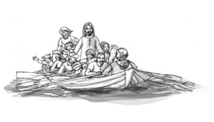 Mit Jesus im Boot der Gemeinde