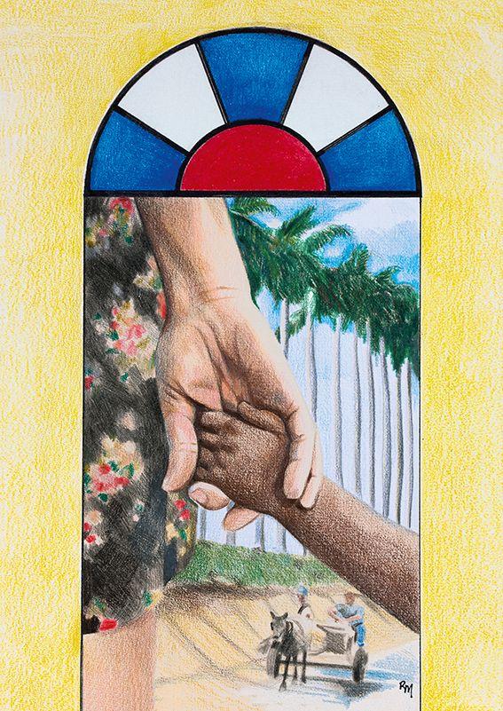 Weltgebetstag 2016 aus Kuba: Nehmt Kinder auf und ihr nehmt mich auf