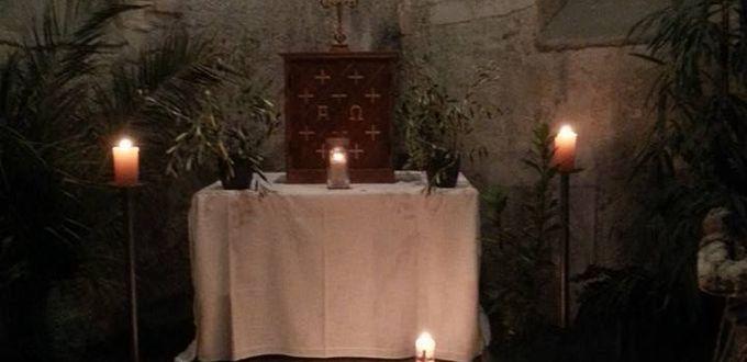 Nacht des Gebetes von Gründonnerstag auf Karfreitag
