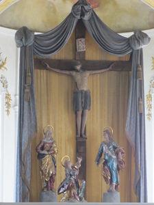 Kreuz in Biberbach (Foto: privat)