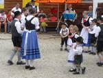 Auftritt der Kinder- und Jugendgruppe des Heimat- und Volkstrachtenvereins