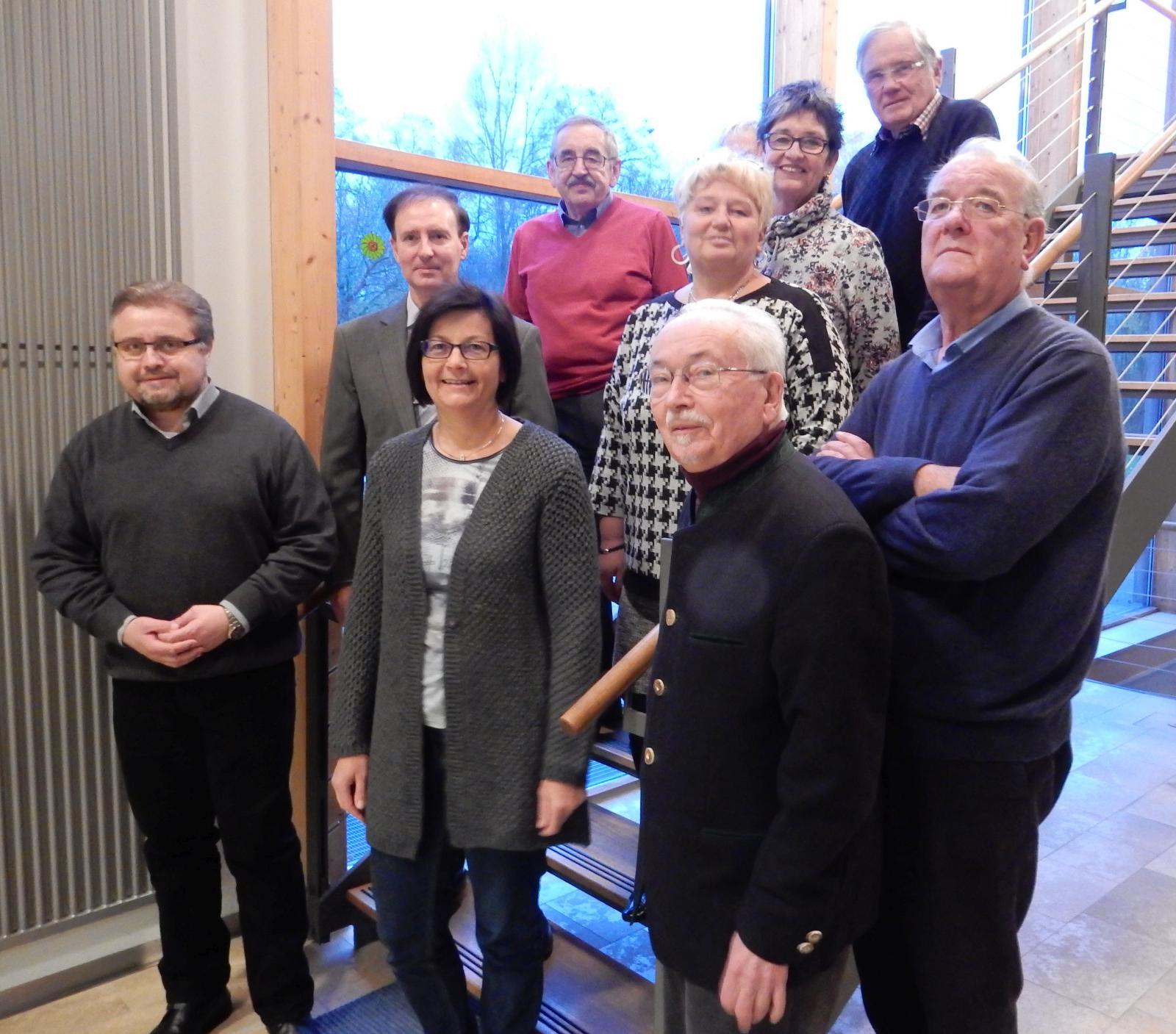 Mitgliederversammlung des Katholischen Vereins für Ambulante Krankenpflege