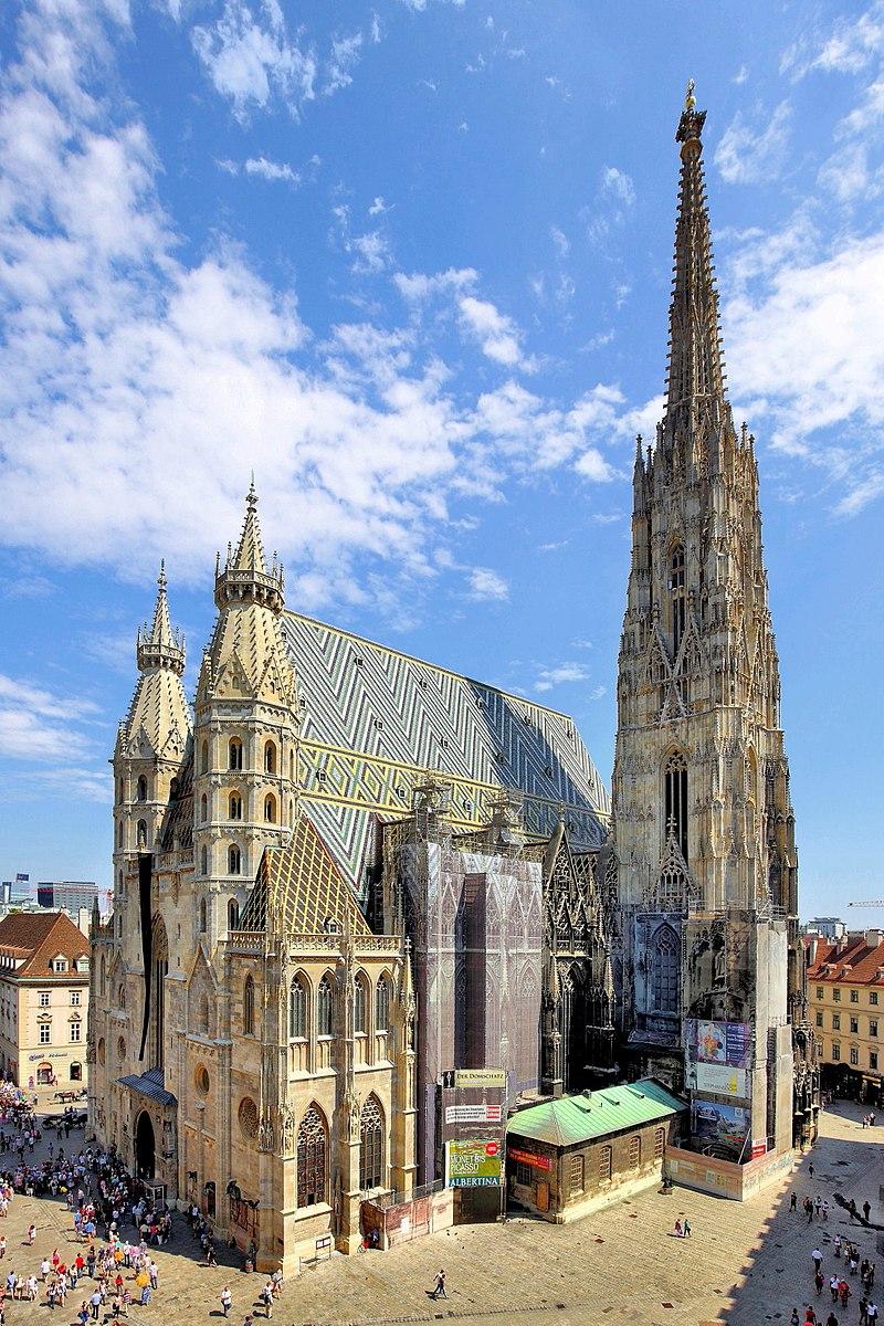 Pfarrfahrt nach Wien – 06. bis 09. September 2018