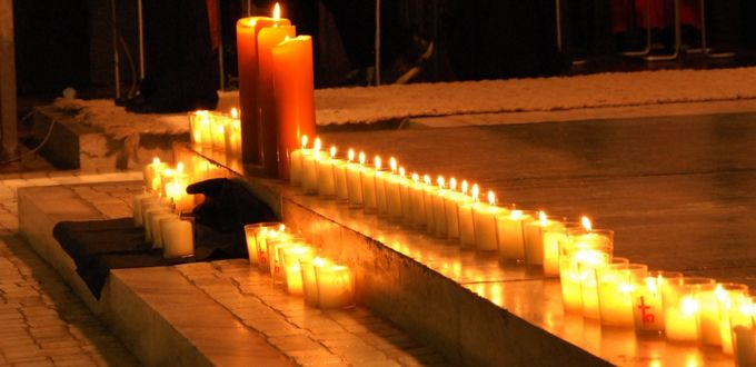 Das Friedenslicht von Bethlehem…
