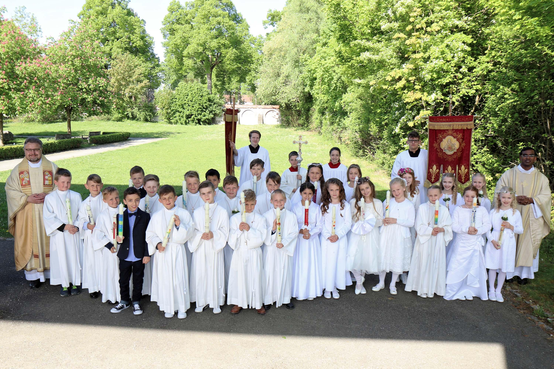 Erstkommunion II in St. Jakobus