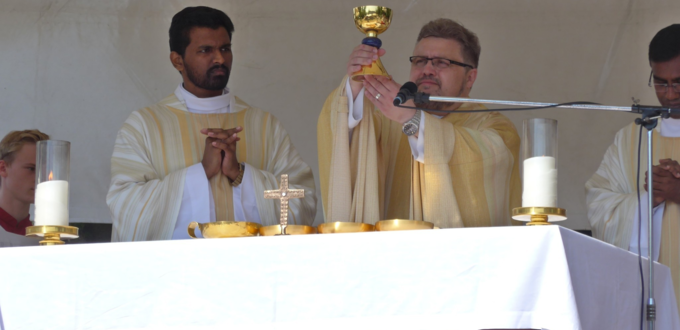 Miteinander den Glauben und das Leben feiern – das Pfarrfest 2018