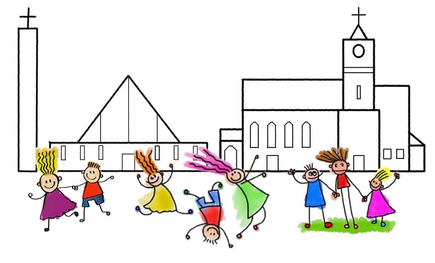 Wortgottesfeier mit Kindersegnung am 31. Dezember um 17 Uhr