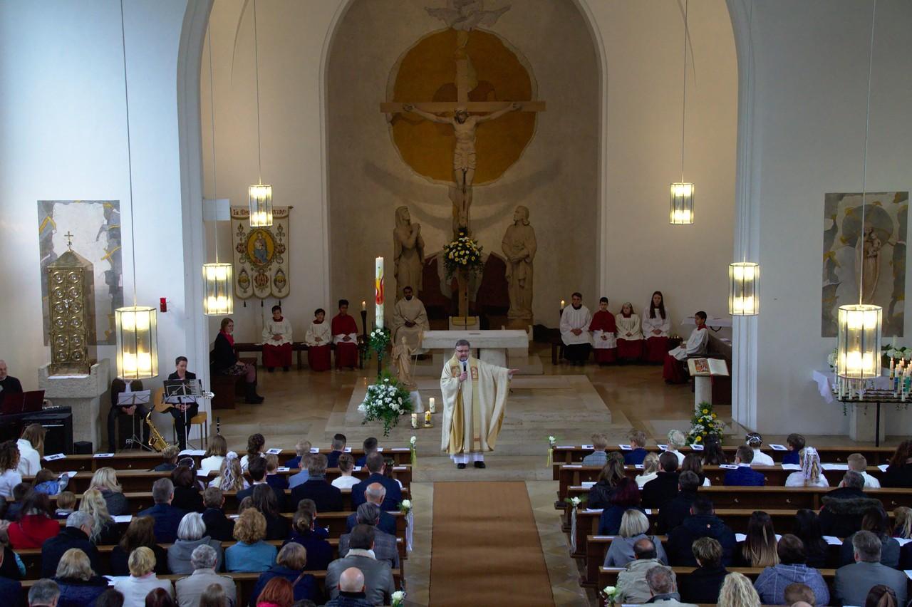 Predigt am 5. Sonntag der Osterzeit