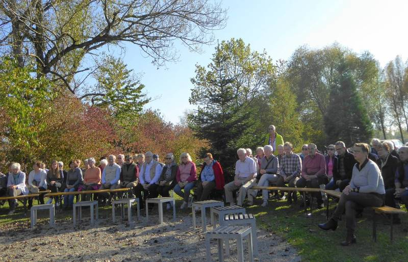 Kolpingsfamilie Gersthofen gedenkt der Toten