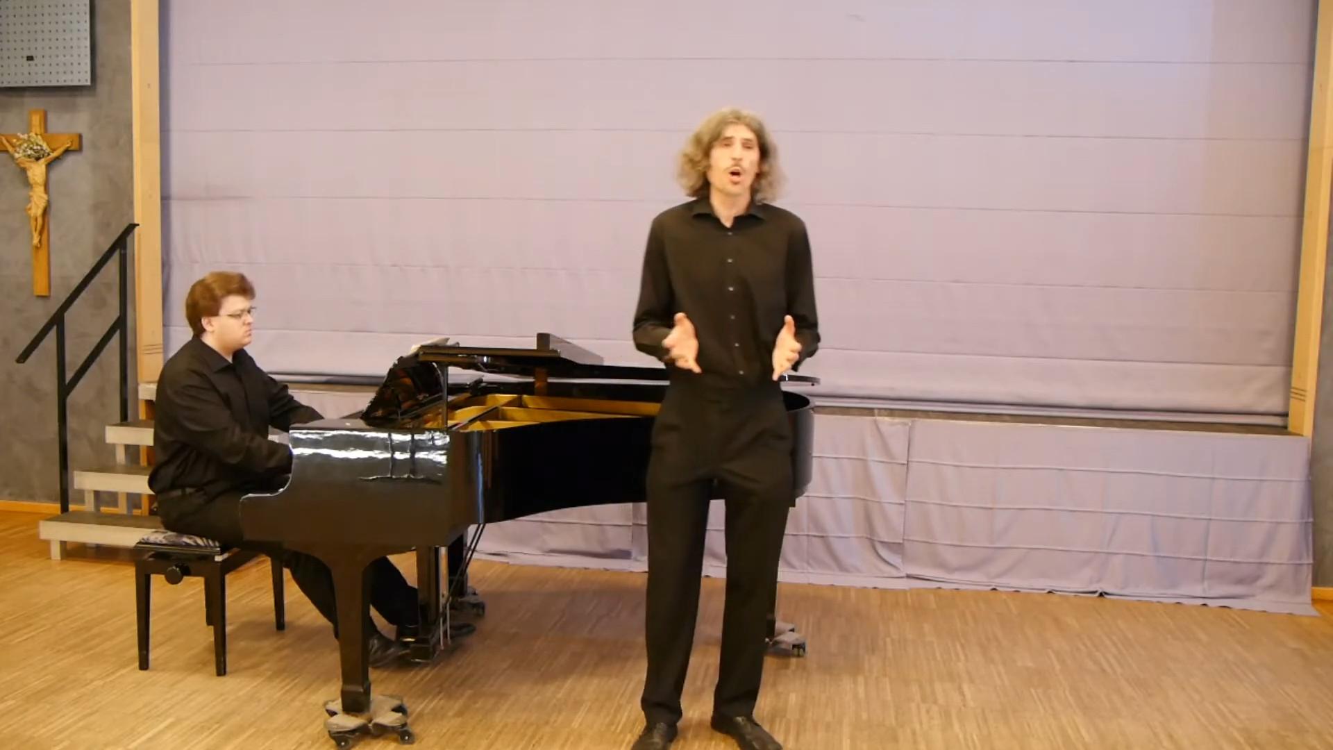 Konzert von Bernhard Biberacher