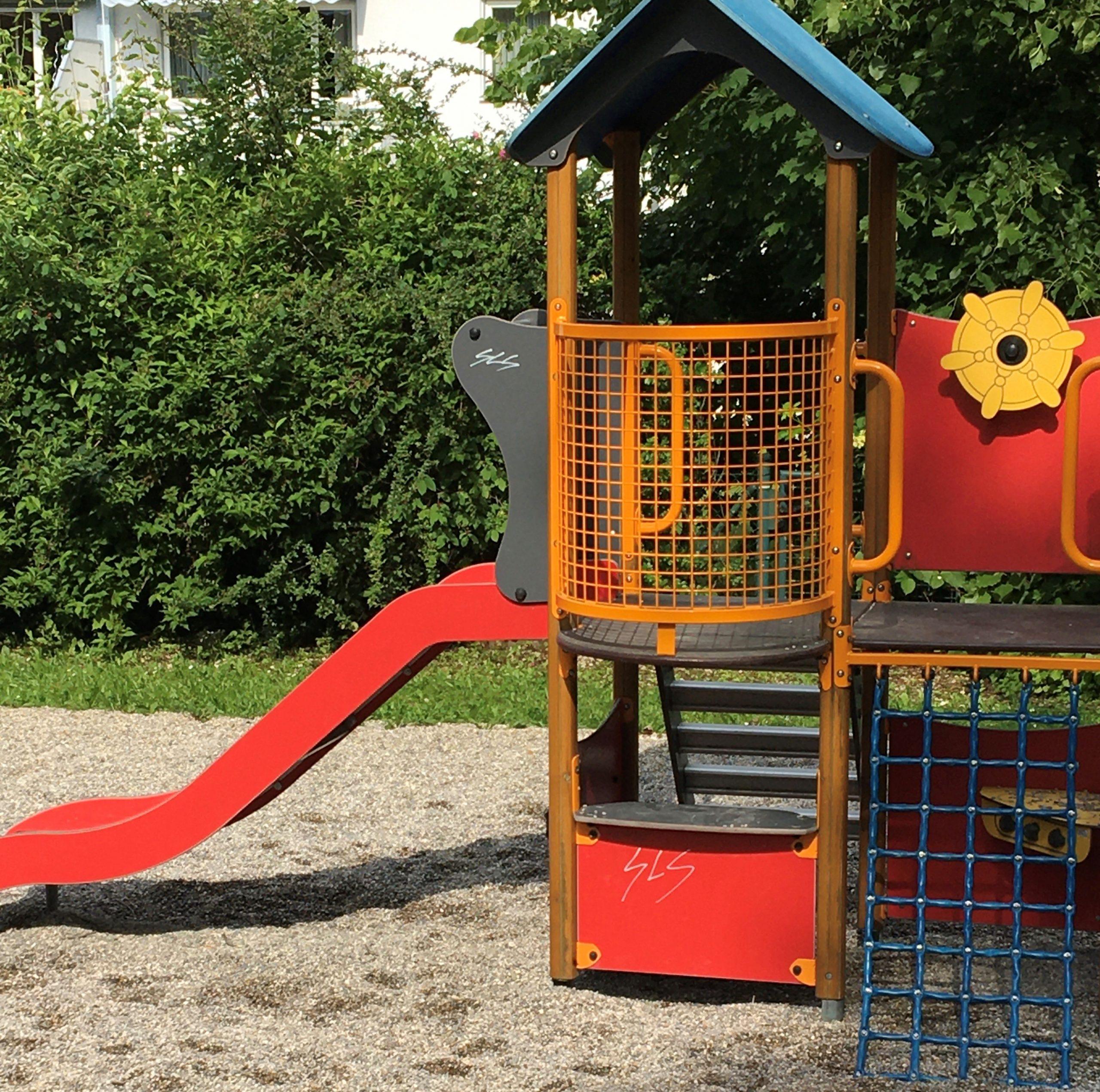 """Kinder-Seite: """"Spielplatz"""""""